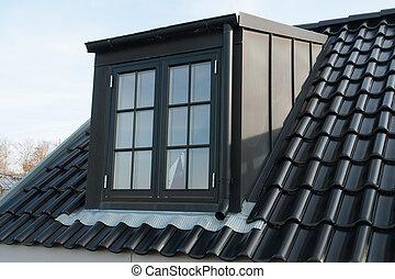 Modern vertical roof window - Modern design vertical roof...