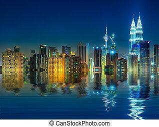 Kuala Lumpur Malaysia. - Kuala Lumpur is the capital and the...