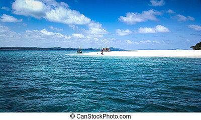 koh kai island chumporn Thailand