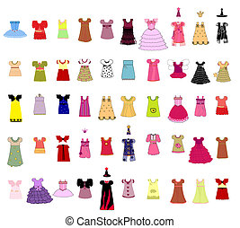 Baby fashion Vector