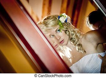 förberedelser, bröllop