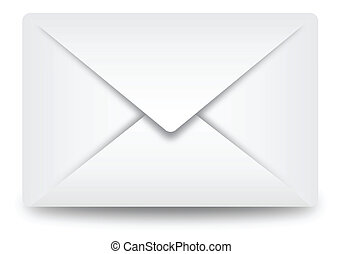 email envelop vector illustration can be scaled to any size...
