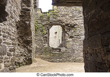 Conwy Castle, North Wales, United Kingdom
