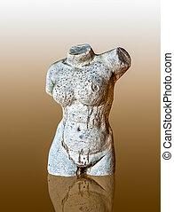 The Sculpture of venus