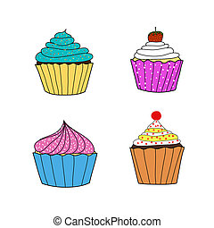 cup cake collection