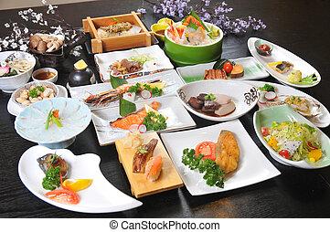 japonés, cocina