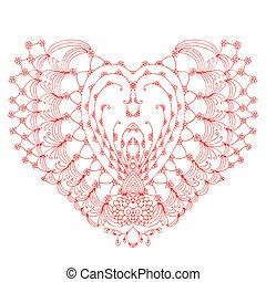 Heart Valentine's Day