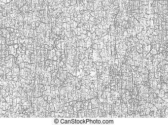 abstract background with craquelure