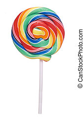 candy lolly pop studio cutout