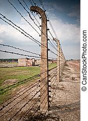 Auschwitz - Extermination camp, Auschwitz Birkenau ,Poland.