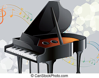 A musical instrument - Illustration of a musical instrument