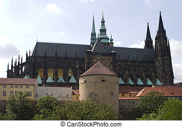Prague Castle and Cathedral - Prague Castle (Czech:...