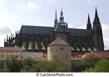 Prague Castle and Cathedral - Prague Castle (Czech:...