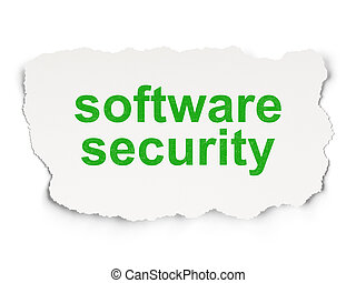 Safety concept: Software Security