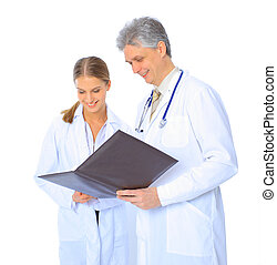 Doctor of professional training of