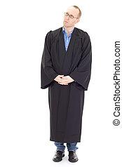 Male attorney