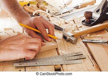 carpentiere, lavorativo