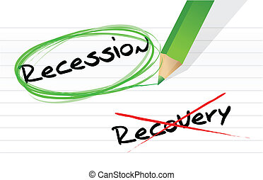 recession versus recovery selection