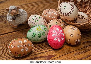 繪, 蛋, 復活節