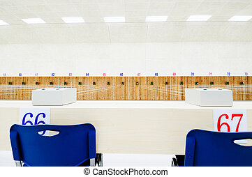 Shooting range - Large Games shooting range, Shanghai,...
