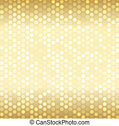 Seamless pattern with small spots - Pattern with mixed small...
