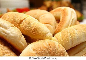 pão, Padarias