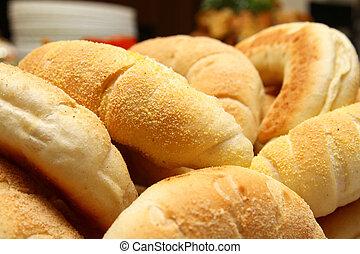 Padarias, pão