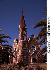 Lutheran Church  - Lutheran church in Windhoek, Namibia
