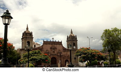 Cathedral of Ayacucho - Catholic Cathedral of Ayacucho and...