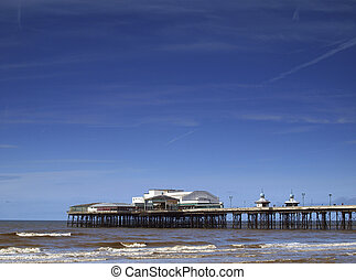 North Pier - North pier,Blackpool