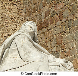 Teresa of Avila, also called Saint Teresa of Jesus, baptized...