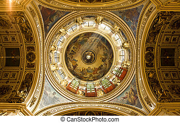 St Isaac Cathedral, St Petersburg - St Isaac Cathedral's...