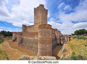 Castillo de la Mota 06