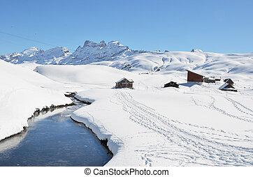 Melchsee-Frutt Switzerland