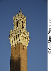 Siena (Italy) is one of the most beautiful medieval european town