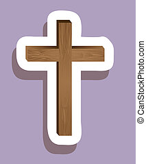 Cross of Christ - Religious Illustration, Cross of Our Lord...