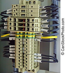 Electrical patch cables and socket