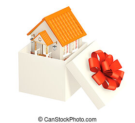 House - gift