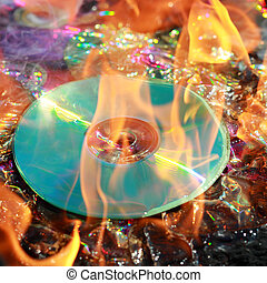 burning dvd