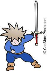 Sword kid