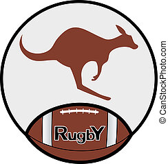 Button rugby - Creative design of button rugby