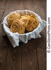 rústico, bread