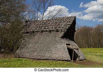 Jomon structure Japan - A traditional Japanese structure...