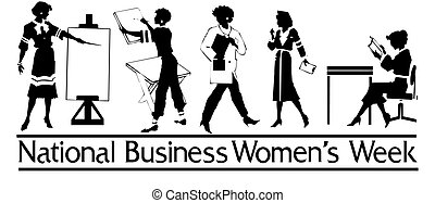 business womans week