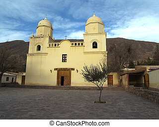 church - 	