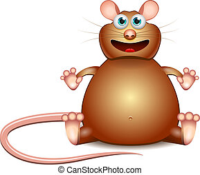 Cartoon Mouse