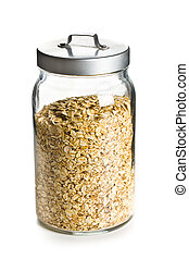 oatmeal in a jar - the oatmeal in a jar