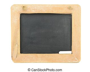 横, 黒板