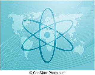 símbolo, atómico