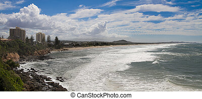 Coolum to Noosa - Very popular Australian tourist...